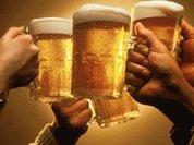 Dmitry Medvedev ends cult of beer in Russia