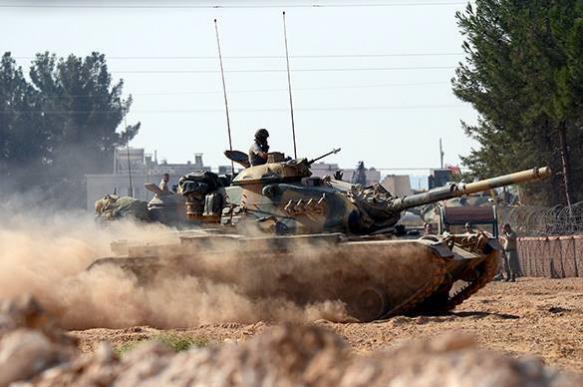 Turkey joins USA to split Syria