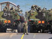 NATO's prime objective is to suppress the Russians