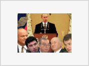 Prominent Candidates for Russia's Presidency