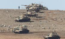 Turkish army crosses Syrian border
