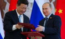 Putin to meet China's Xi Jinping to divide the world and punish USA
