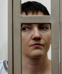 Nadiya Savchenko to be next president of Ukraine?