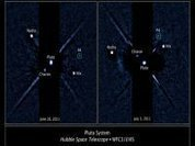 Astronomers discovered fourth moon of Pluto