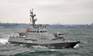 Ukraine asks for its fleet to be sunk in Sea of Azov