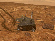 Mystery of Earth rock on Mars solved