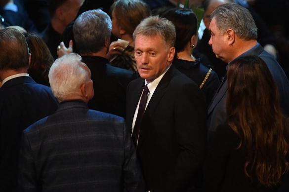 Putin's official spokesman develops bilateral pneumonia