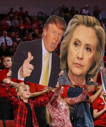 Donald Trump and Hillary Clinton: Who is the lesser between two evils?