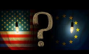 Europe loses confidence in USA, sees China as new world leader