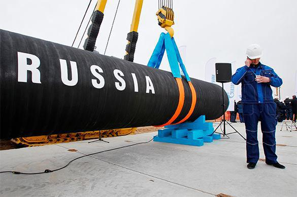 Gazprom flings the gauntlet to USA