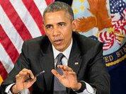 Barack Obama: No politics, just golf
