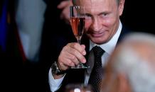 Top 10 list: Putin  loses control, the fall is near