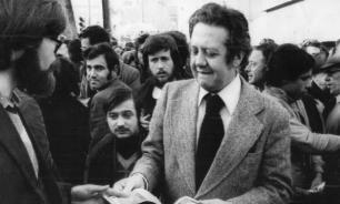 Portugal: Mario Soares dies