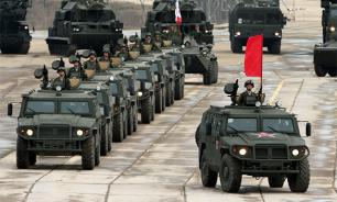 Russia among world's three biggest defense spenders