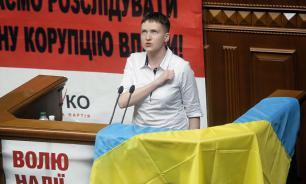 MP Nadiya Savchenko calls journalists dogs and jackals