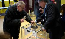 Kremlin comments on French presidential election