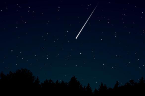 Meteorite seen flying across night sky in Siberia
