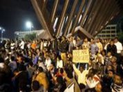 African refugees in Israel march against criminalization