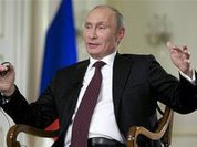 Putin's wall Obama's fall