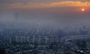 Russia warns of fabricated chemical attack near Damascus