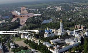 NATO's 5,000 warplanes ready to bomb Russia, Chinese media say