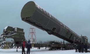 Russia to conduct three launches of Sarmat ICBM during six months