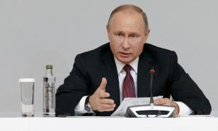 Putin says how he is going to see the New Year in