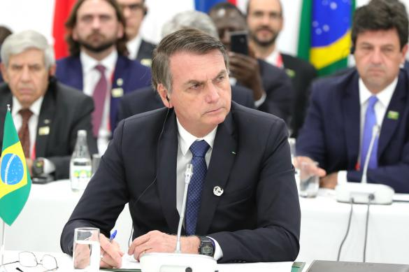 Brazil on the brink of the civil war