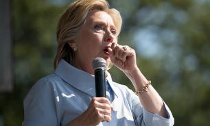 Clinton should reject further participation in election campaign