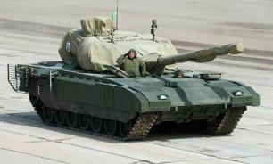 How can the West destroy Russa's Armata tank?