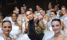 Robbie Williams suddenly cancels his shows in Russia
