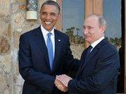 Putin works Obama shirks