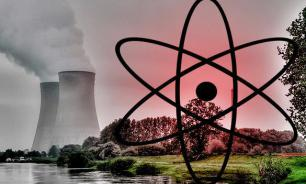 US prefers Russia to Europe in atomic energy