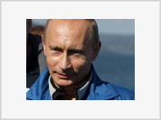 Putin Gives His Watch and Hunting Knife to Shepherd's Family