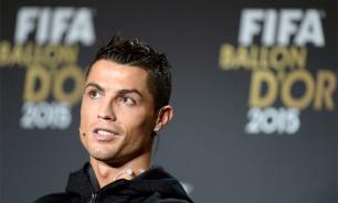 Champions: Cristiano Ronaldo books his place in the Cosmos