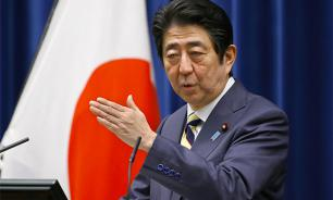 Japanese prime minister says Japan and Russia reached historical agreement