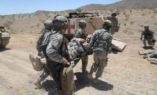 Syrian guerrillas start killing US servicemen