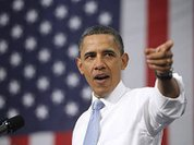 Obama style: Clinging to drones and religion