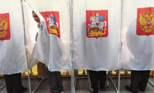 Russian gubernatorial elections: Solid winner loses vote overnight