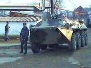 War breaks out in Russia's Dagestan