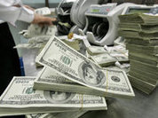 Why is dollar strong vs. 18 trillion of USA's debt?