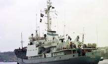 Russian Black Sea vessel sinks in the Black Sea war Turkey, all rescued