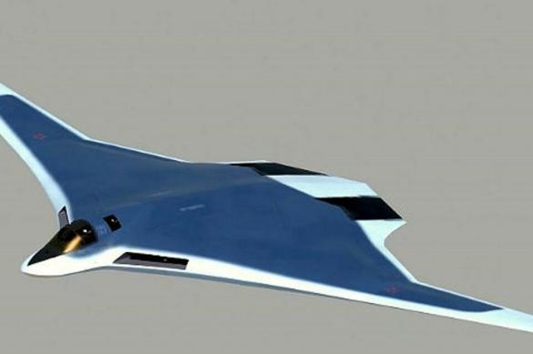Russia starts building first strategic PAK DA flying wing bomber