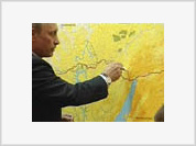 Putin's intention to save Lake Baikal costs Russian oil giant Transneft 1 billion dollars