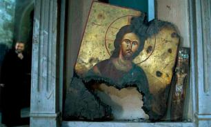 Traditional Christianity gives way to atheism