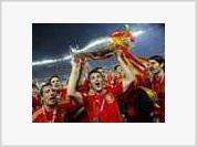 Spain wins its second European Championship