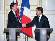England and France to create nuclear Entente