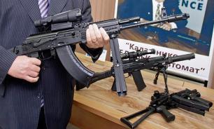 Kalashnikov designs new small-sized rifles