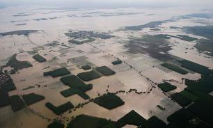 Netherlands faces 'great flood'