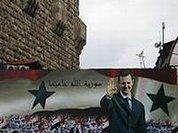 Assad: Israel Air Force supports Al-Qaeda